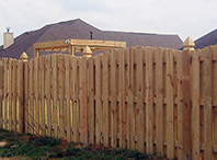 Wood Fencing From Jones Fence Enterprises
